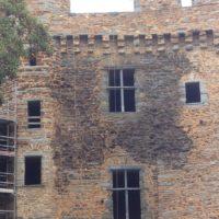 Lavage façade - Château de Châteaubriant (44)
