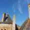 Château de Suscinio – maçonnerie sur cheminées