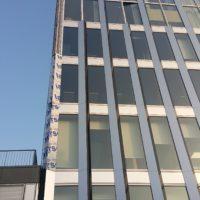 Réparation de bardage d'immeuble à Angers en Maine-et-Loire