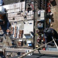 travaux-sur-cordes-immeuble-bardage-metallique-lisses-pose-structure-rennes
