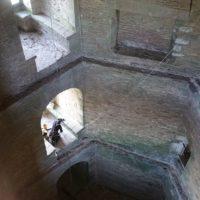 Dépoussiérage au château de Suscinio - Morbihan