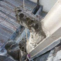 Inspection d'éléments de maçonnerie à Nantes