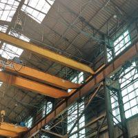 Inspection charpente métallique