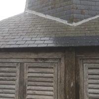 Couverture difficile d'accès restaurée