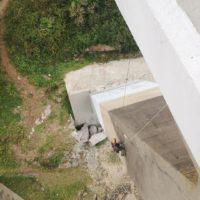 travaux en hauteur pont