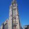 Basilique Notre Dame du Roncier à Josselin – travaux de mise en peinture de la statue