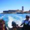 Archipel des Glénans – Ilot de Fort Cigogne – travaux de sécurisation d'une tour